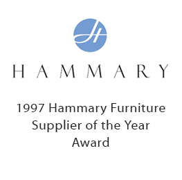 1997 Hammary Furniture Supplier of the Year Award