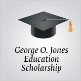 George O. Jones Education Scholarship